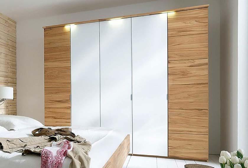 Пятидверный шкаф в спальню